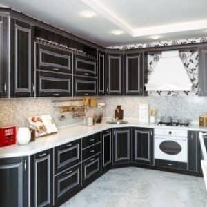 Черные кухни